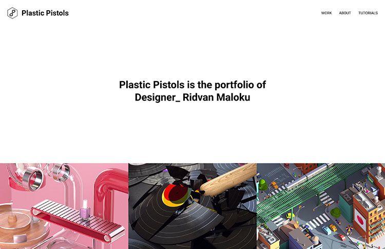 Plastic Pistols