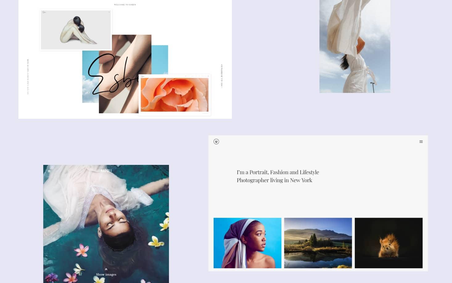 Best Photography WordPress Theme for photographers 2021