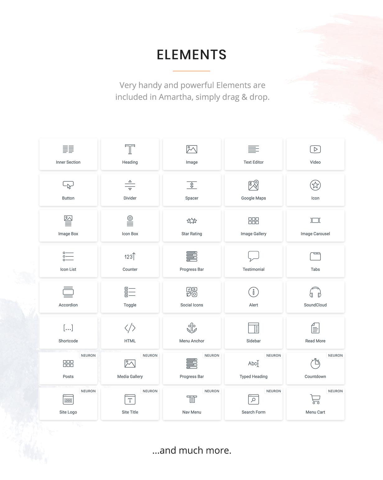 Amartha - Modern Elementor WooCommerce Themes