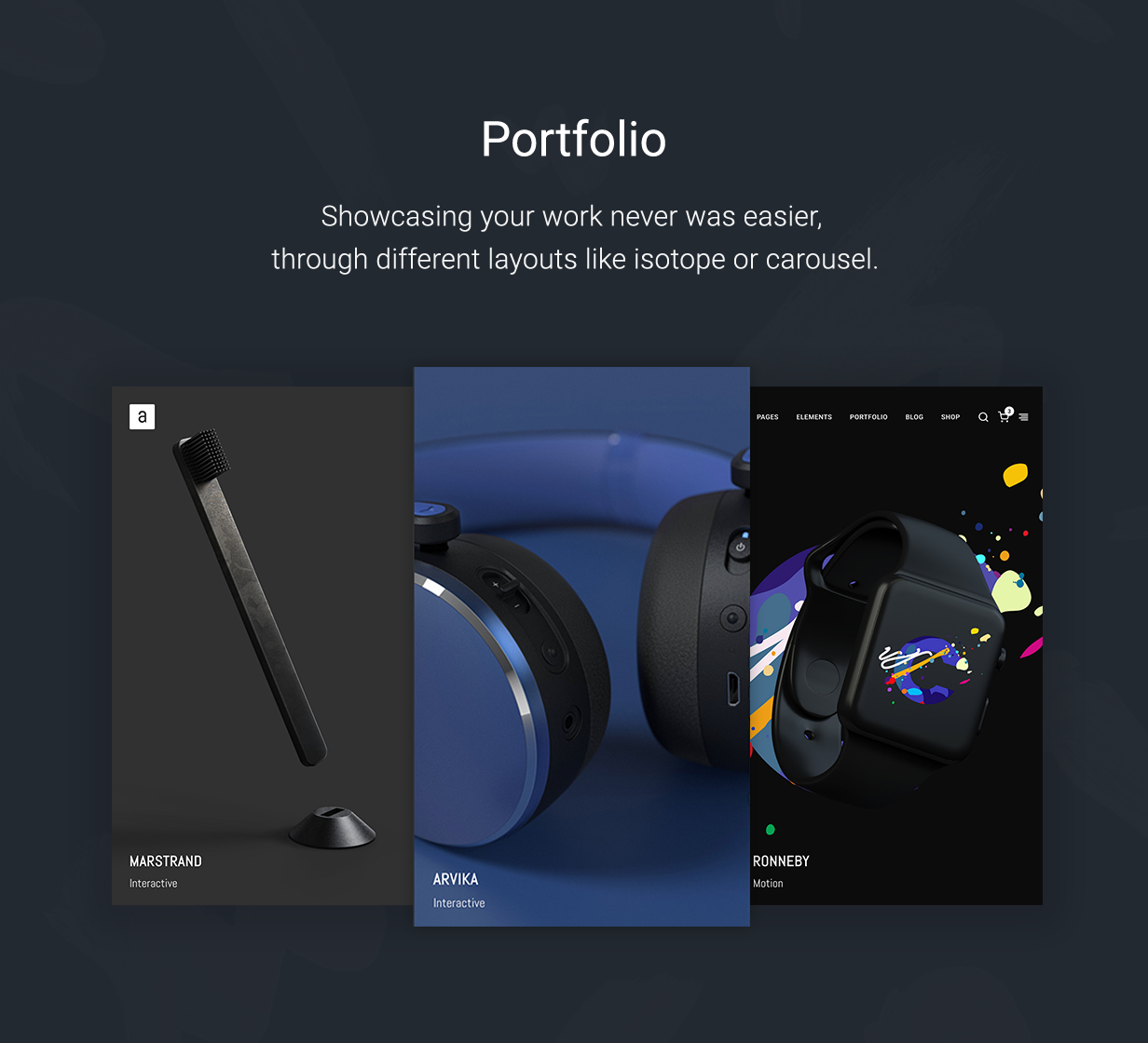 Arteon - Multi-Purpose WordPress Theme